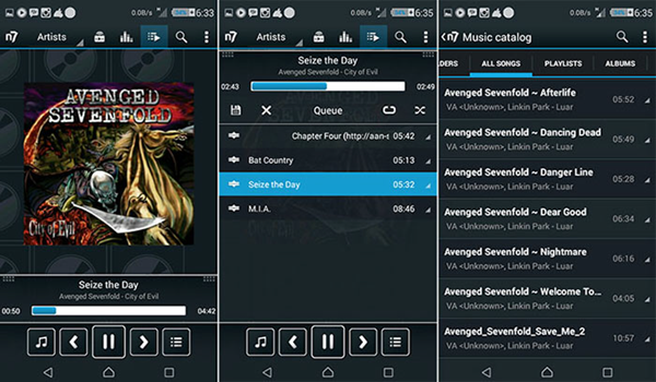 Which is best music player for Android 2018? – Music player